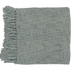 Woven Vandy Acrylic and Wool Throw Blanket