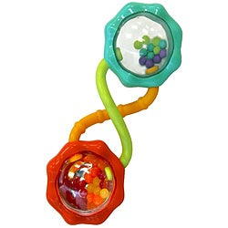 Bright Starts Rattle and Shake Barbell Teether