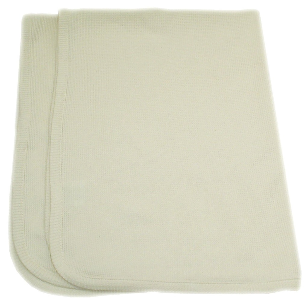 ABC Organic Cotton Thermal Blanket