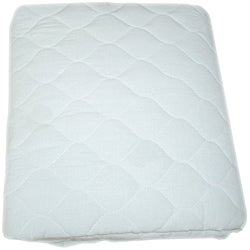 ABC Waterproof Quilted Portable Crib Pad