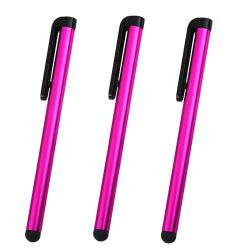 Pink Universal Touch Screen Stylus (Pack of 3)