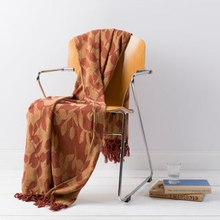 Tactic Cotton Woven Throw