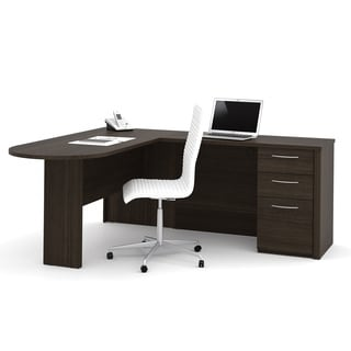 Bestar Embassy L-Shaped Workstation