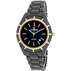 Le Chateau Women's Sapphire Crystal Classico Ceramic Watch