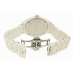 Le Chateau Men's Classico Ceramic Sapphire Crystal Watch