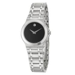 Movado Women's 'Portfolio' Stainless Steel Quartz Watch
