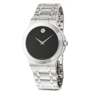 Movado Men's 0606276 'Corporate Exclusive' Stainless Steel Quartz Watch