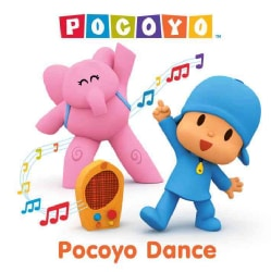 Pocoyo Dance (Paperback)