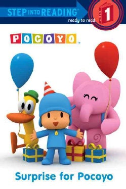 Surprise for Pocoyo (Paperback)
