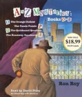 A to Z Mysteries: Books O-R (CD-Audio)