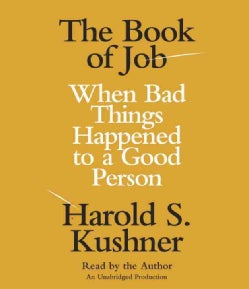 The Book of Job: When Bad Things Happened to a Good Person (CD-Audio)