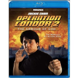 Operation Condor 2: The Armour Of God (Blu-ray Disc)