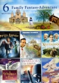 6-Film Family Fantasy-Adventure (DVD)