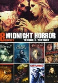 8-Film Midnight Horror Collection Vol. 10 (DVD)