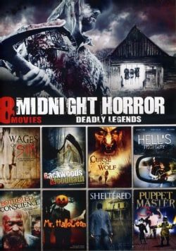 8-Film Midnight Horror Collection Vol. 13 (DVD)
