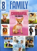 8-Movie Family Pack (DVD)