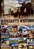 8-Movie Spaghetti Western Pack (DVD)