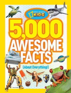 5,000 Awesome Facts (About Everything!) (Hardcover)