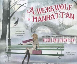 A Werewolf in Manhattan (CD-Audio)