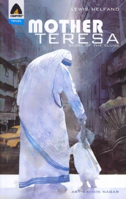 Mother Teresa: Saint of the Slums (Paperback)