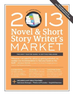 Novel & Short Story Writer's Market 2013