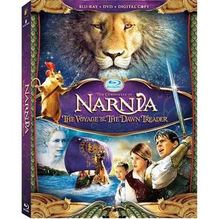 The Chronicles Of Narnia: The Voyage Of The Dawn Treader (Blu-ray Disc)