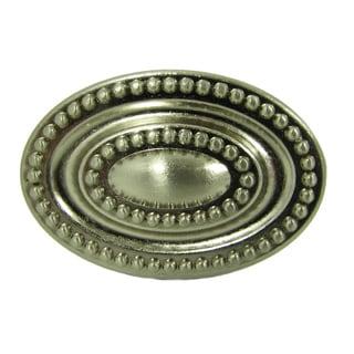 Stone Mill 'Ashton' Satin Nickel Cabinet Knobs (Case of 25)
