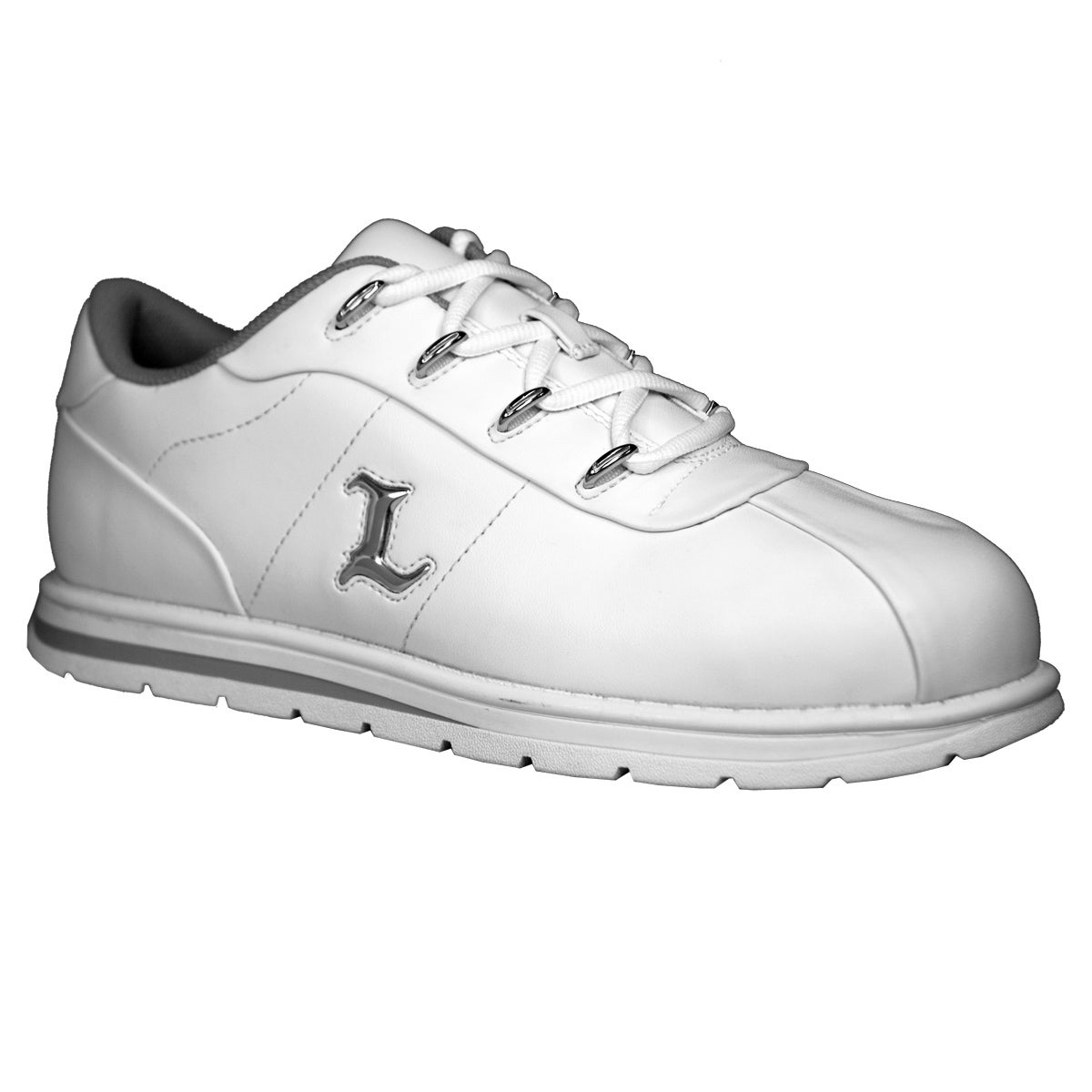 Lugz Men's 'Zrocs DX' White/ Grey Sneakers