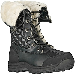 Lugz Women's 'Tambora' Black Cold Weather Boots