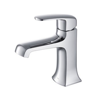Kraus Decorum Single Lever Bas-inch Faucet Chrome