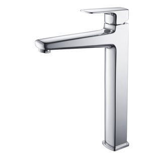 Kraus Virtus Single Lever Vessel Faucet Chrome