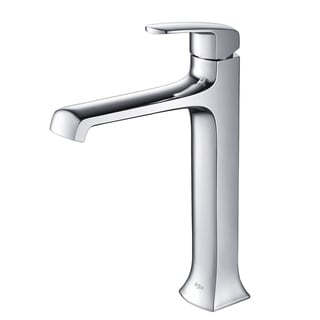 Kraus Decorum Single Lever Vessel Faucet Chrome