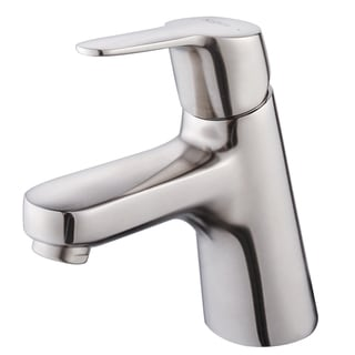 Kraus Ferus Single Lever Bas-inch Faucet Brushed Nickel