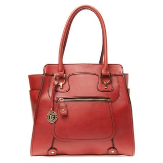 London Fog Knightsbridge Double Handle Tote Bag