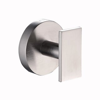 KRAUS Bathroom Accessories - Hook in Brushed Nickel - Brushed nickel