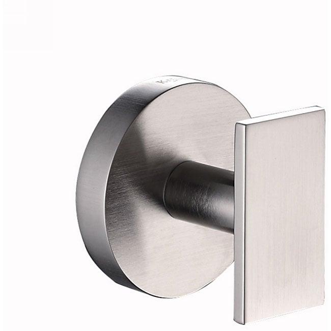 Kraus Imperium Bathroom Accessory - Hook Brushed Nickel