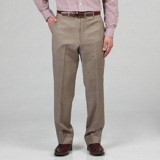 Tommy-Hilfiger-Mens-Trim-Fit-Tan-Sharkskin-Wool-Dress-Pants-P14068461.jpeg