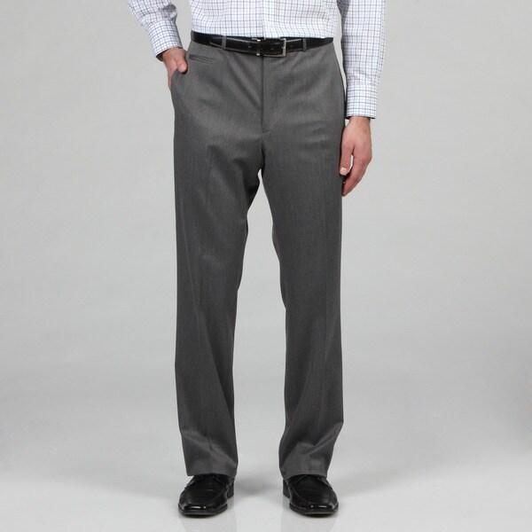 Marc Ecko Men's Trim Fit Grey Sharskin Pants