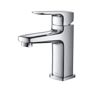 Kraus Virtus Single Lever Bas-inch Faucet Chrome