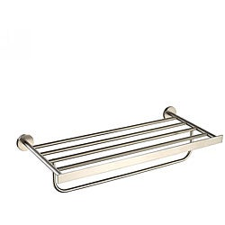 Kraus Imperium Bathroom Accessory Towel Rack/ Bar - Brushed Nickel