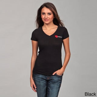 Overstock.com Women's V-neck Shirt