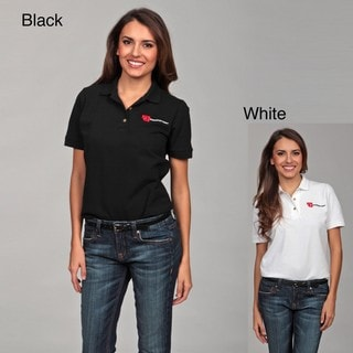 Overstock.com Women's Polo Shirt