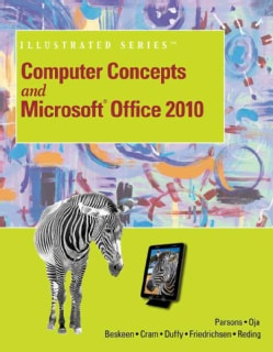 Computer Concepts and Microsoft Office 2010 (Paperback)