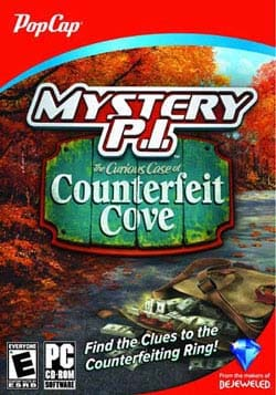 PC - Mystery P.I.: Curious Case Of Counterfeit Cove