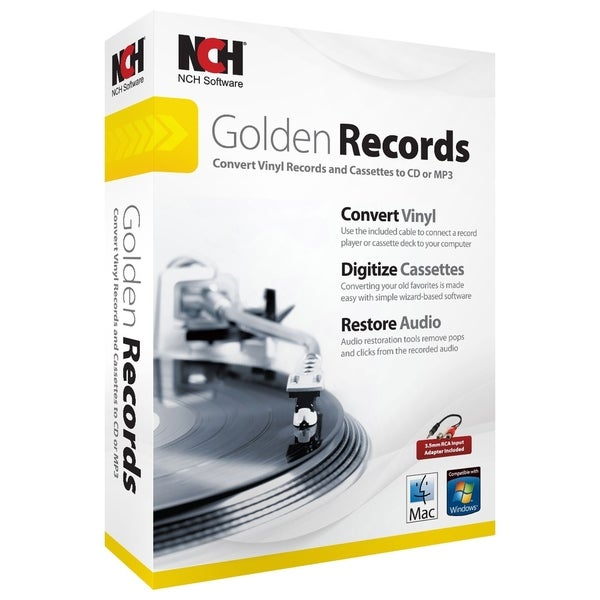 NCH Software Golden Records