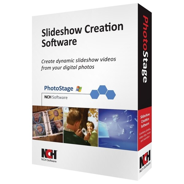 NCH Software PhotoStage