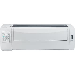 Lexmark Forms Printer 2581N+ Dot Matrix Printer - Monochrome