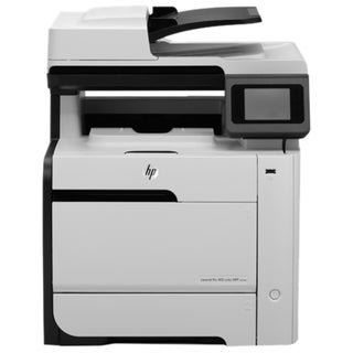 HP LaserJet Pro 400 M475DN Laser Multifunction Printer - Color - Plai