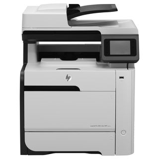 HP LaserJet Pro 300 M375NW Laser Multifunction Printer - Color - Plai