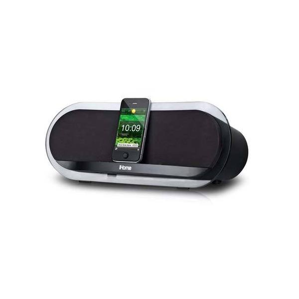 iHome IP3BZ Speaker System For iPhone/iPod